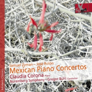 Foto CD Mexican Piano Concertos